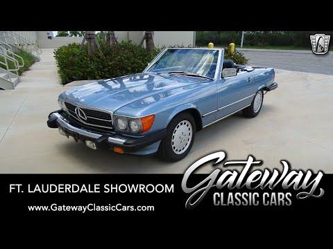 1986-mercedes-benz-560sl---gateway-classic-cars-of-ft.lauderdale-#1165