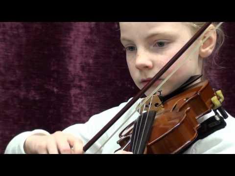 Bratsche / Violin / Geigeunterricht in Münster Musikschule Crescendo