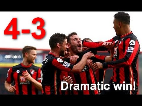 Download OMG! Dramatic last minute goal by Nathan Aké! last minute Liverpool lost by 4-3!