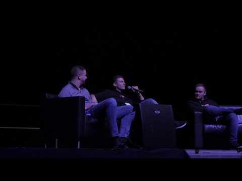 Luik, Istoprocent ja SarioTV laval | HyperTown 2018