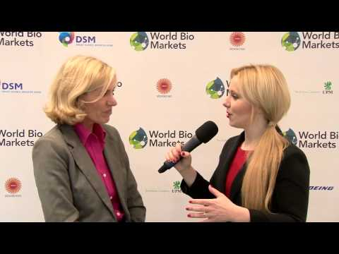 Babette Pettersen, Chief Commercial Officer - BioAmber