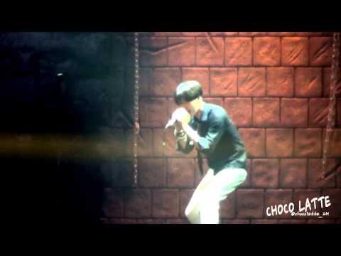 150712 SS6 Encore Eunhyuk Rap Solo