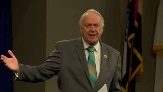 God Wants You Well - Lesson 8 - Dr. Larry Ollison