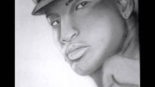 My drawing of Ne-Yo .2011