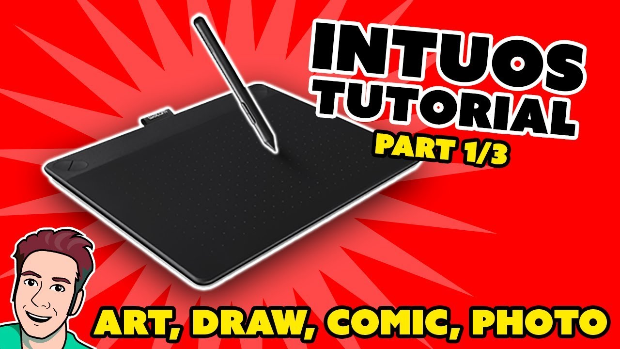 This is an image of Enterprising Drawing Tablet Tutorial