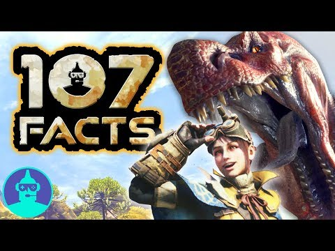 107 Monster Hunter World Facts You Should Know!!! | The Leaderboard