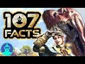 107 Monster Hunter World Facts You Should Know!!! | The Leaderboard の動画、You…