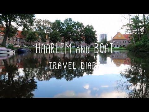 Haarlem, the Netherlands: Travel Diary 2017