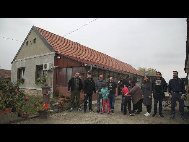 Pomoć porodici Smukov iz sela Dobrinci kod Rume - Srbi za Srbe