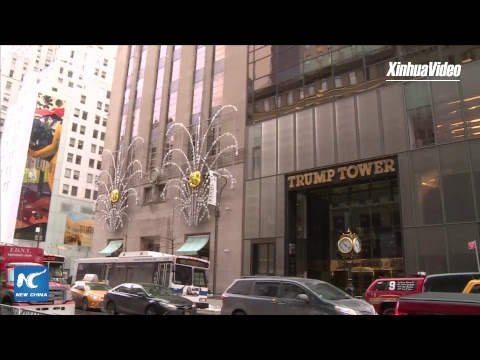 LIVE: Small fire breaks out at Trump Tower in New York