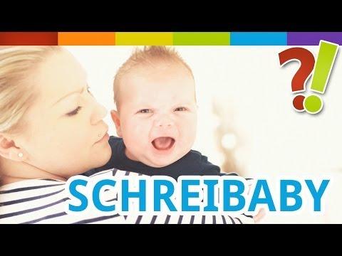 Mein Baby schreit viel, was kann ich tun? - Fragen & Antworten ?!   Das Glückskind  
