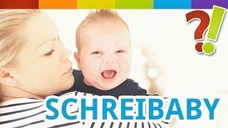 Mein Baby schreit viel, was kann ich tun? - Fragen & Antworten ?! | Das Glückskind |