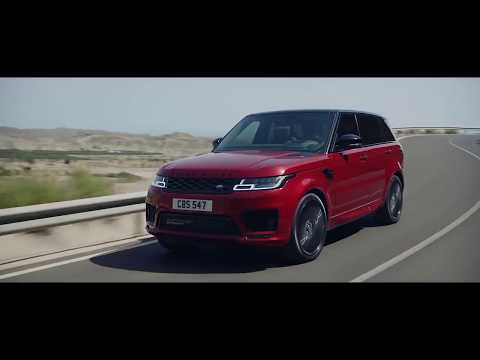 New Range Rover Sport – Design Technology and Performance