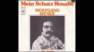 My Sweet Rosalie  (Mein Schatz Rosalie) WOLFGANG WENDT