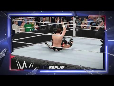WWE Universe Mode PayBack ppv 2 part 8