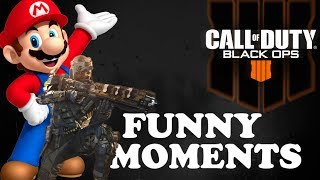 CALL OF DUTY BLACK OPS 4 FAILS & FUNNY MOMENTS!