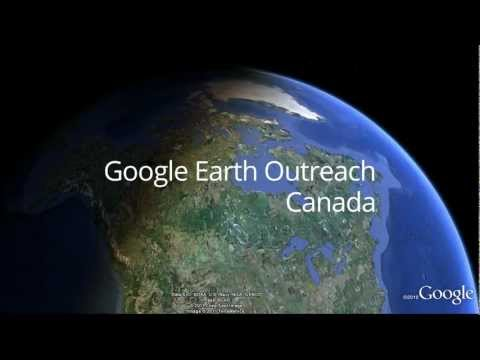 Google Earth Outreach in Canada