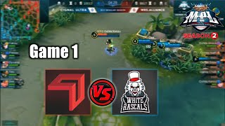 Download Video Game1 Cignal Ultra VS White Rascals | MPL-PH S2 Week6 Day2 MP3 3GP MP4