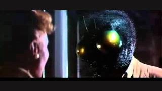 THE FLY ( 1958) Head Scene