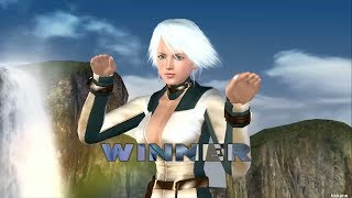 (WR 09-05-18)Dead or Alive 3 Normal Difficulty SpeedRun (3m28s)