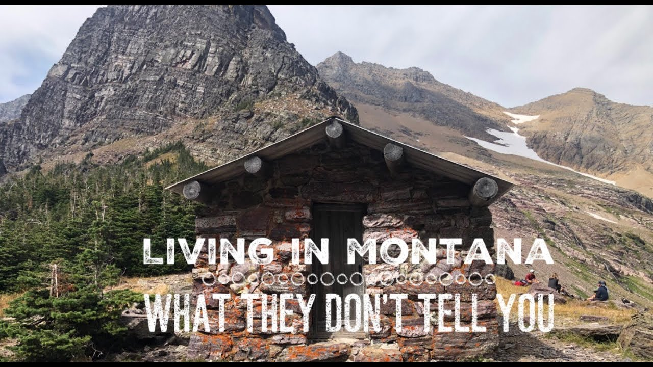 Download Living in Montana -Things They Don't Tell You