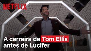 A carreira de Tom Ellis antes de Lucifer | Netflix Brasil