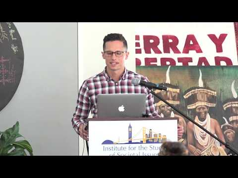 Greg Prieto : Immigrant Agency and Social Movements in the Age of Devolution