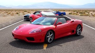 Bought A Ferrari And Road-Tripped 2000 Miles In My First Week