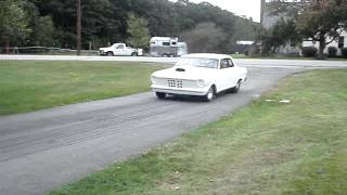 1965 Chevy Nova Drag Car