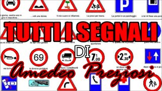 TUTTI I SEGNALI di Amedeo Preziosi thumbnail