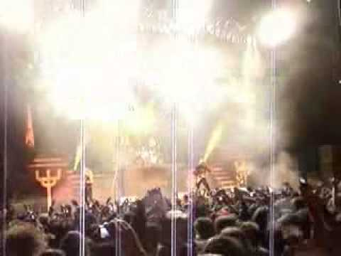 Judas Priest - Breaking The Law - Mexico City 2008 - Live