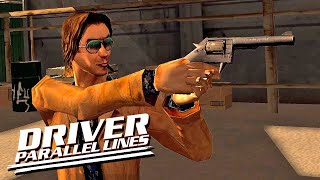 Driver: Parallel Lines (PC) - Gameplay Walkthrough - Mission #3: Gunman