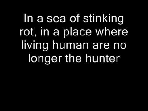 The Devil Wears Prada - Outnumbered (lyric)