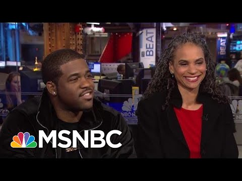 A$AP Ferg & Maya Wiley On The Gift Money Can't Buy | The Beat With Ari Melber | MSNBC