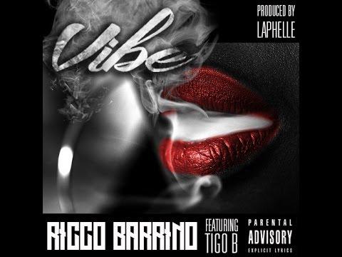 "Ricco Barrino ft. Tigo B ""Vibe"" (Audio)"