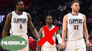 Are the Clippers Better WITHOUT Chris Paul? -The Huddle