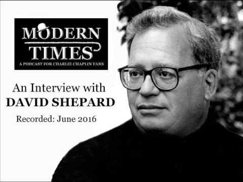 Modern Times Podcast #16 - David Shepard Interview (Film Preservationist)