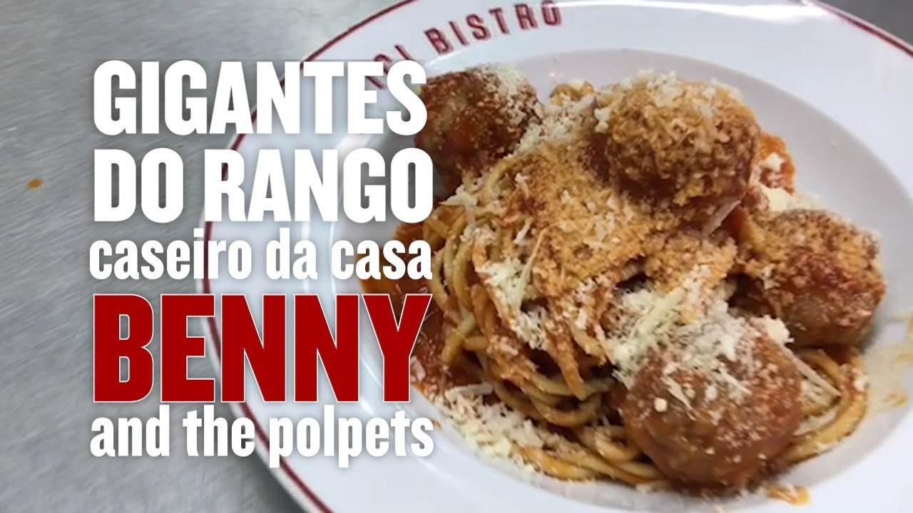 GIGANTES DO RANGO • Benny and The Polpets