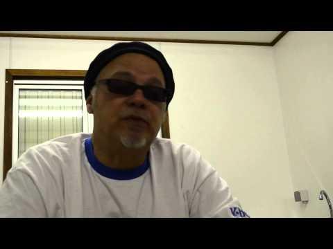2013-05-04 - CURTIS SALGADO @ MOULIN BLUES - INTERVIEW