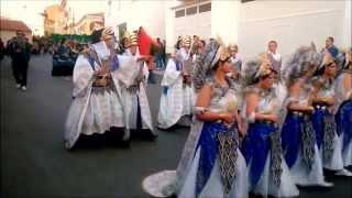 Desfile Moros y Cristianos, 27 de abril 2014, Cúllar  Granada  Cuarta Parte
