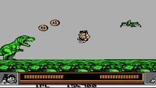 NES 1991 JOE & MAC CAVEMAN NINJA FULL GAME