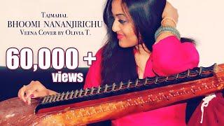 Bhoomi Nananjirichu-Tajmahal: Veena Cover by OliviaT