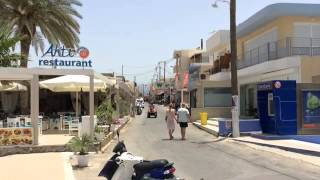 Крит, Сталида, окресности отеля Horizon(description., 2014-06-29T23:35:49.000Z)