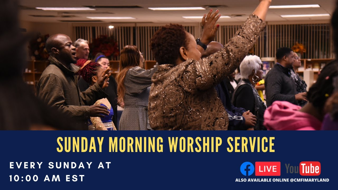 Sunday, January 24, 2021 // Worship Service