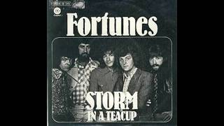 The Fortunes - Storm In A Teacup - 1972