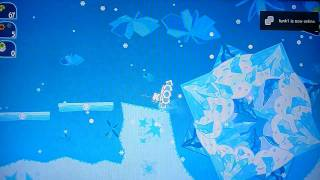 TerRover PS3 Gameplay: Snow Planet [HD]