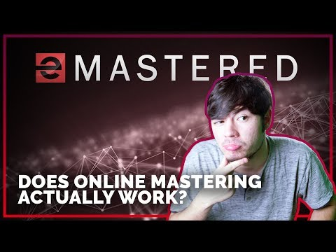 Does Online Mastering Actually Work? (eMastered Review.)