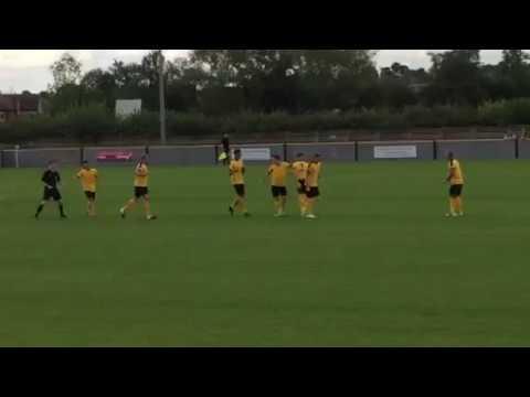 Loughborough dynamo score against Bedworth united