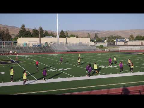 Milpitas PAL Under 15 Charity Soccer Game - Team Hope