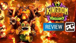 KINGDOM RUSH VENGEANCE | Pocket Gamer Review